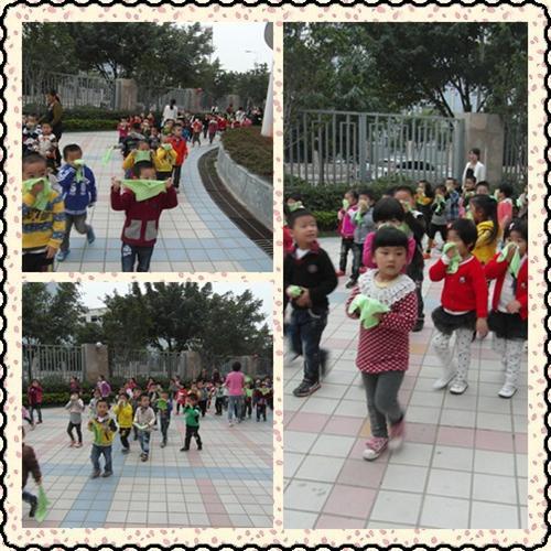 11月9日福州钱隆金山大地幼儿园