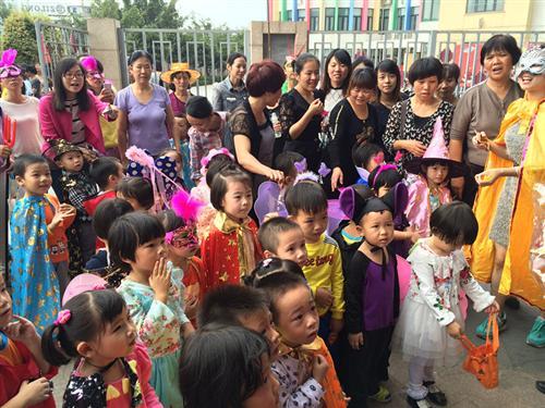 幼儿园动态,福州市钱隆金山大地双语幼儿园